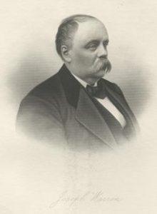 Joseph Warren - Olmsted In Buffalo